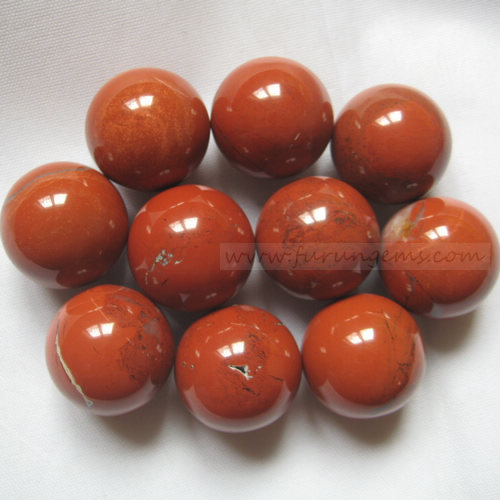 red jasper 18mm sphere/ball ,no hole
