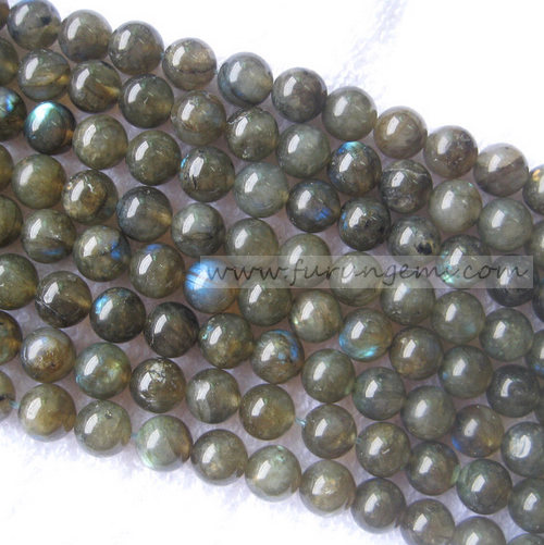 Labradorite round beads 8mm (many sizes available)